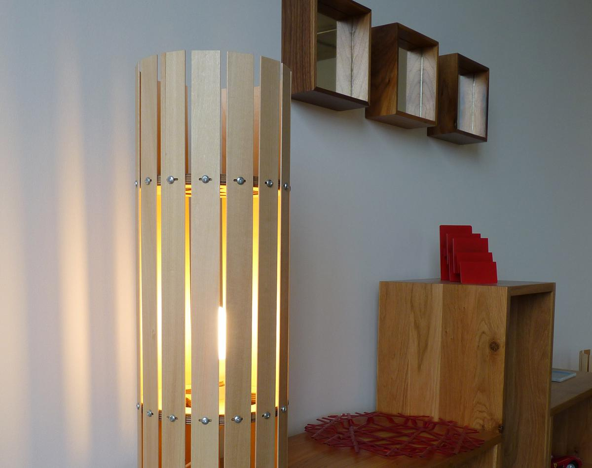 Spray Lamp, Davin Larkin